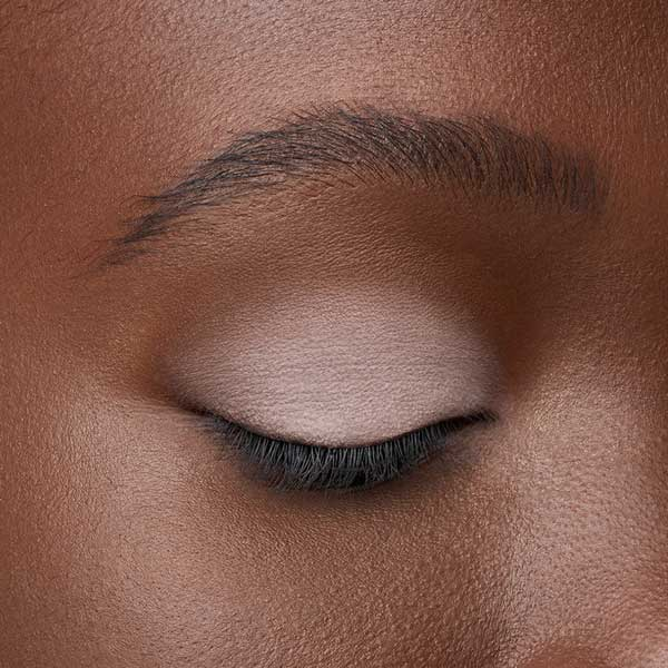Pinky White - AS 102 - ombretto  we make-up - Dark skin tone