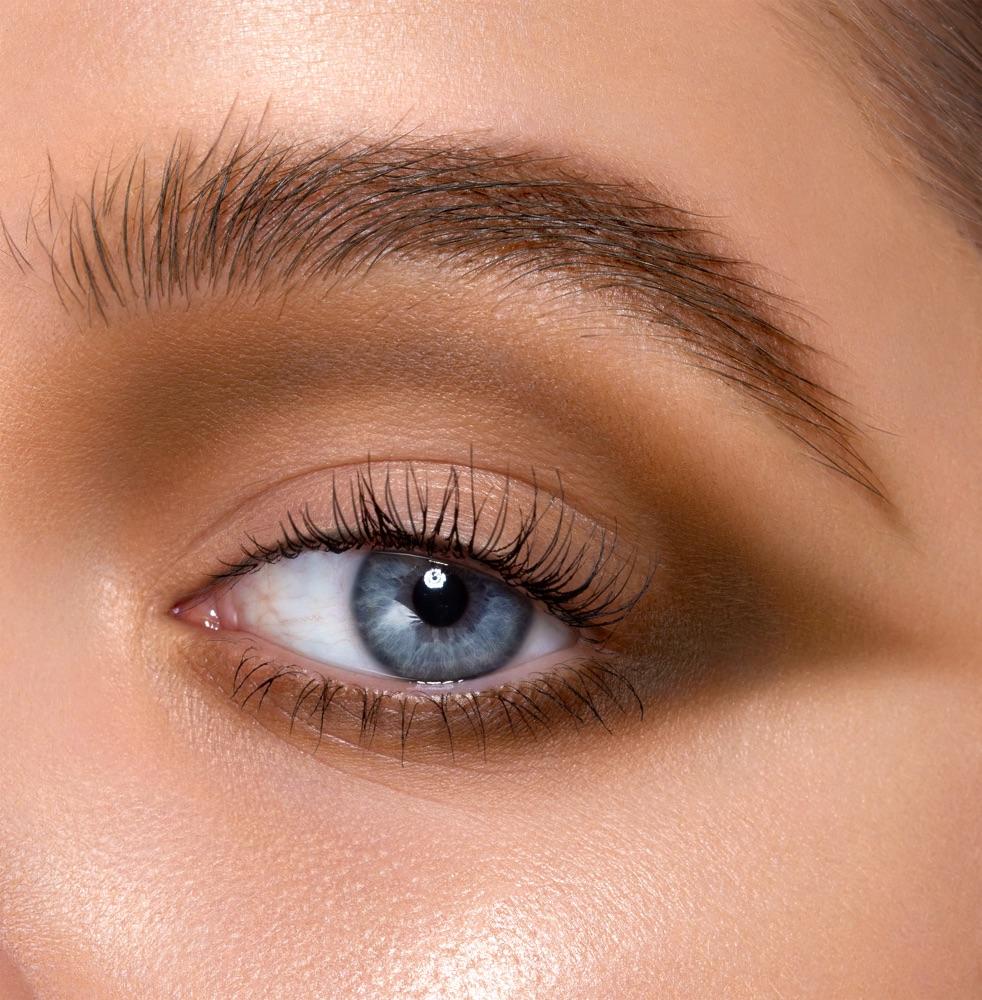 Bronzish Ochra - AS 108 - eyeshadow we make-up - Fair skin tone
