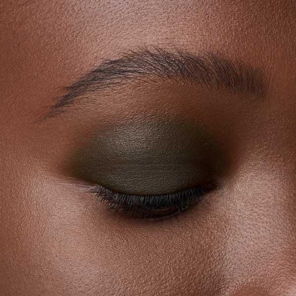 Bronzish Ochra - AS 108 - eyeshadow we make-up - Dark skin tone