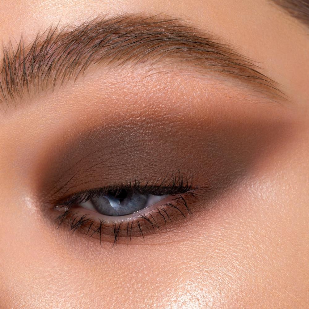 Biscuit Brown - AS 110 - eyeshadow we make-up - Fair skin tone