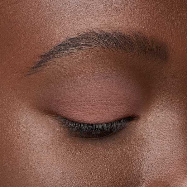 Salmon Pink - AS 112 - eyeshadow we make-up - Dark skin tone