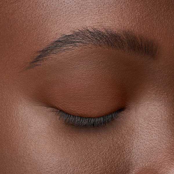 Russet Brown - AS 119 - eyeshadow we make-up - Dark skin tone