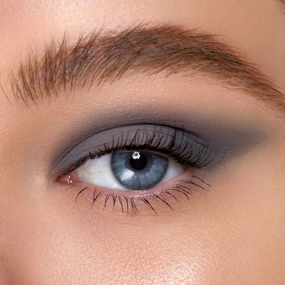 Light Gray - AS 124 - eyeshadow we make-up - Fair skin tone