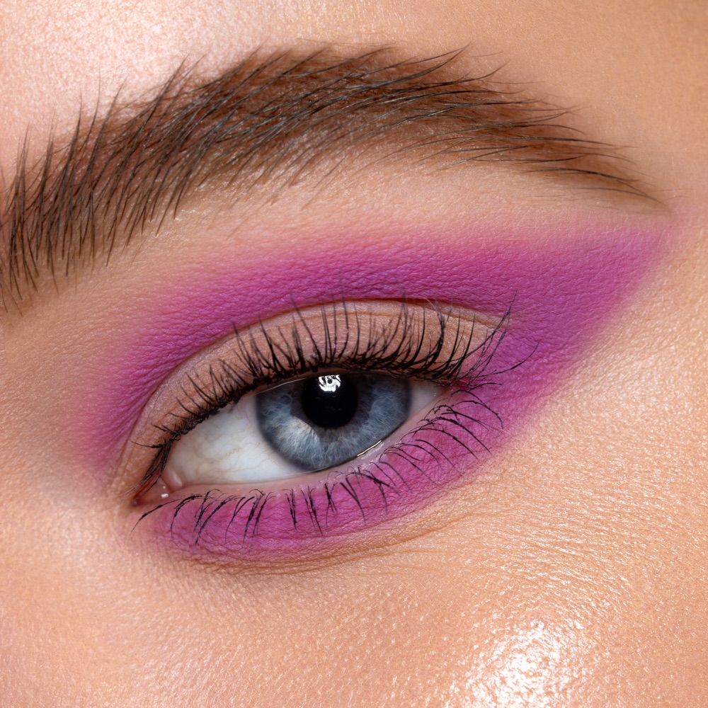 Bright Mauve - AS 126 - eyeshadow we make-up - Fair skin tone