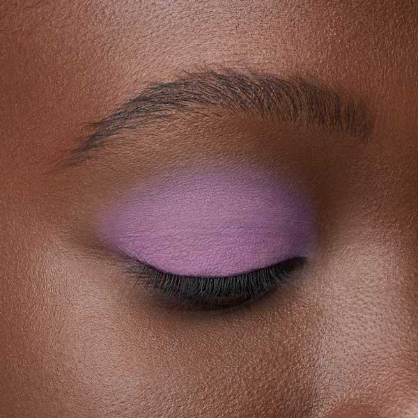 Bright Mauve - AS 126 - eyeshadow we make-up - Dark skin tone