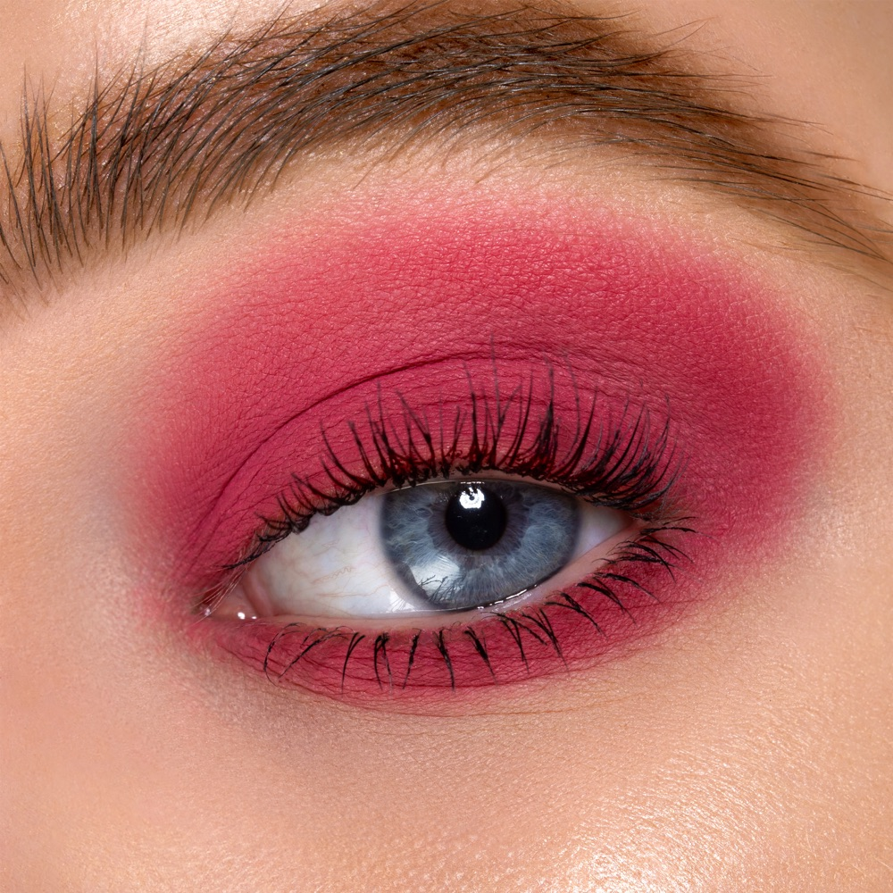 Dark Rose - AS 128 - eyeshadow we make-up - Fair skin tone
