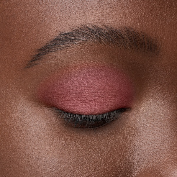Dark Rose - AS 128 - eyeshadow we make-up - Dark skin tone