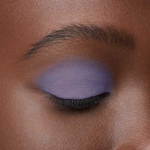 Pastel Lilac - AS 134 - eyeshadow we make-up - Dark skin tone