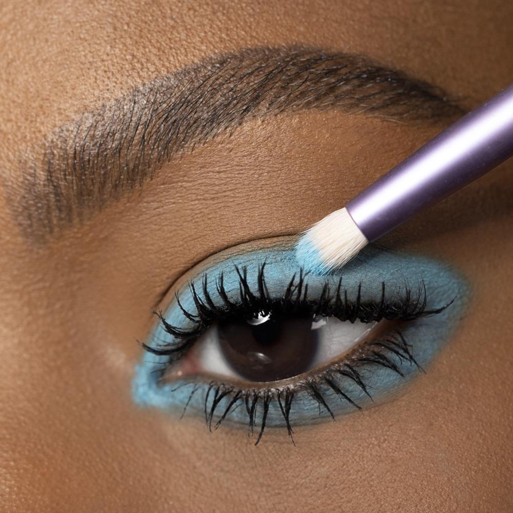 Sky Blue - AS 136 - ombretto  we make-up - Carnagione media