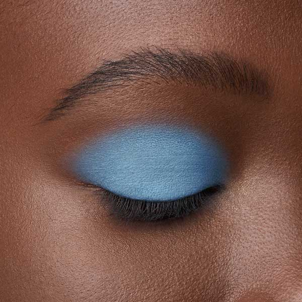 Sky Blue - AS 136 - ombretto  we make-up - Carnagione scura