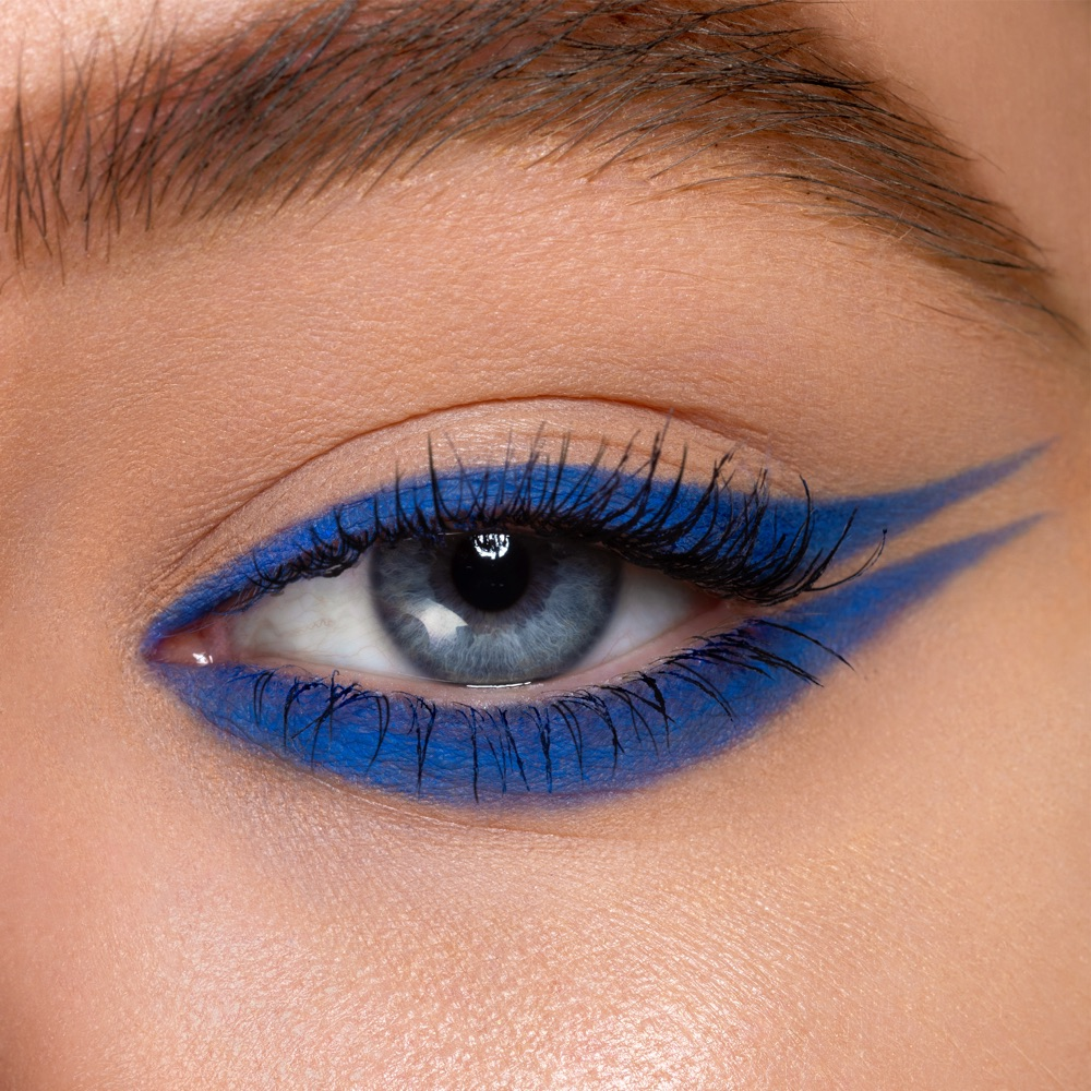 Electric Blue - AS 137 - ombretto  we make-up - Carnagione chiara