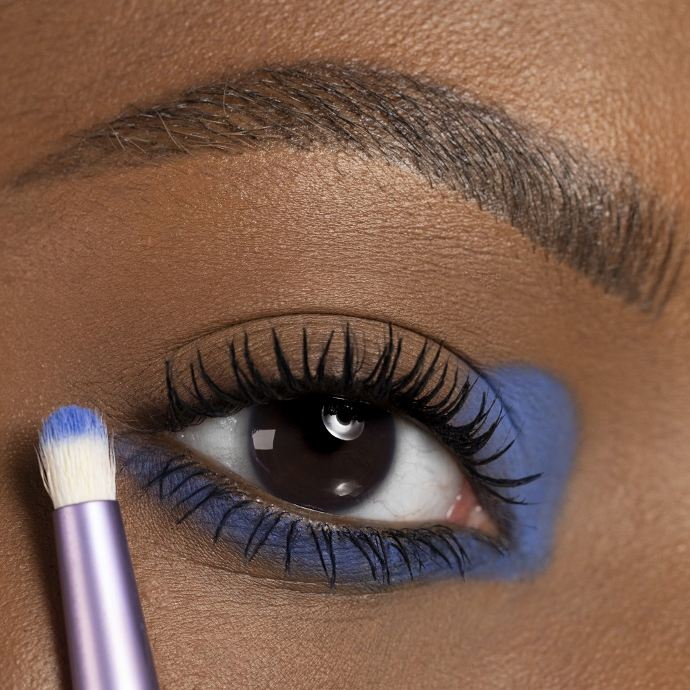 Electric Blue - AS 137 - ombretto  we make-up - Carnagione media