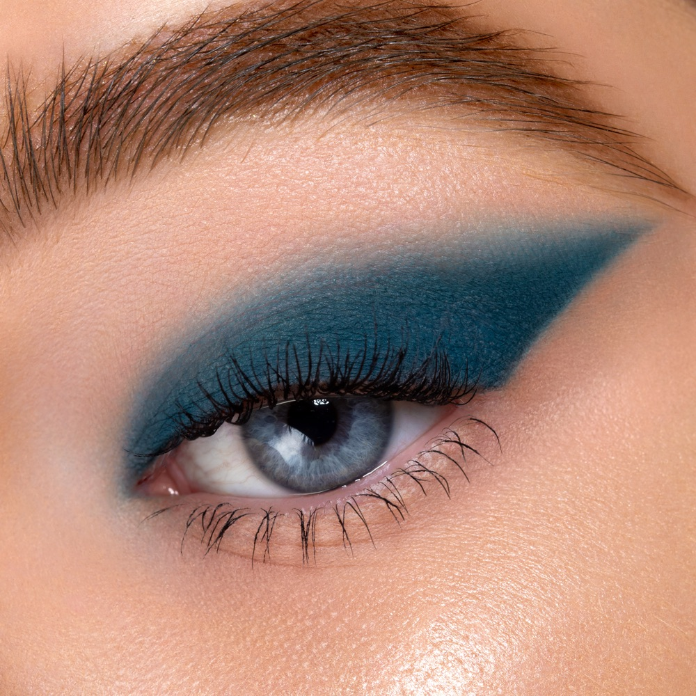 Intense Teal - AS 140 - ombretto  we make-up - Carnagione chiara