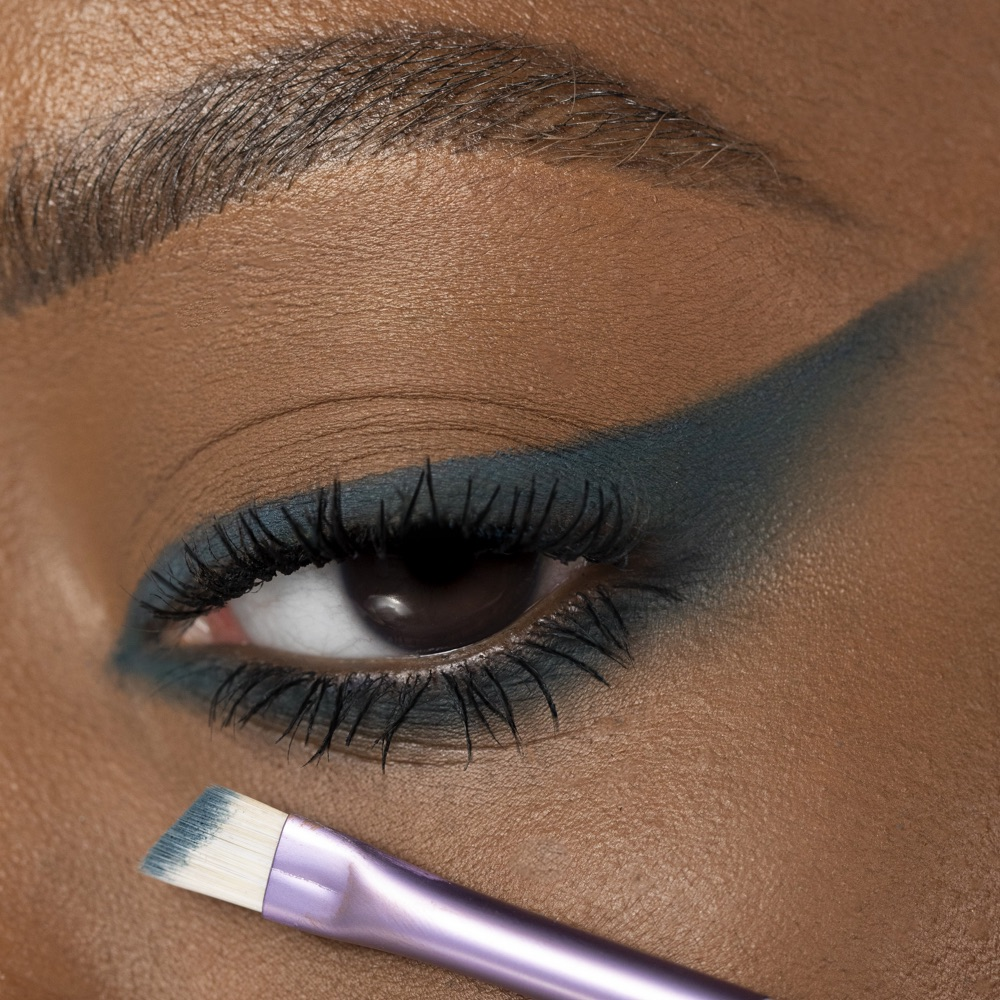 Intense Teal - AS 140 - ombretto  we make-up - Carnagione media