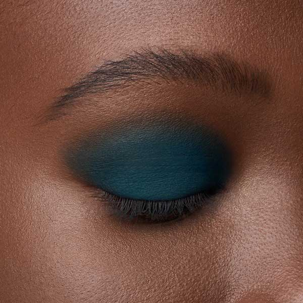 Intense Teal - AS 140 - ombretto  we make-up - Carnagione scura