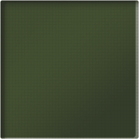 Olive Green - AS 142 - ombretto  we make-up - pack 3D