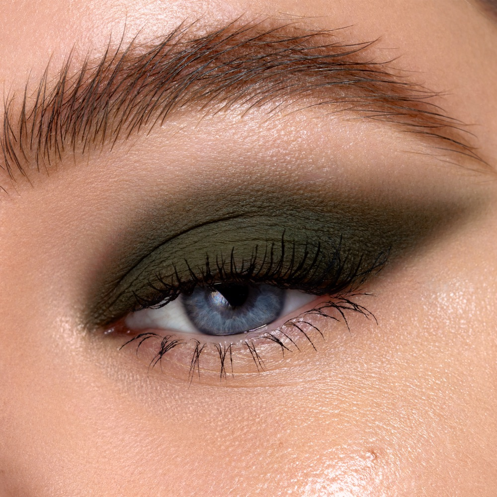 Olive Green - AS 142 - ombretto  we make-up - Carnagione chiara