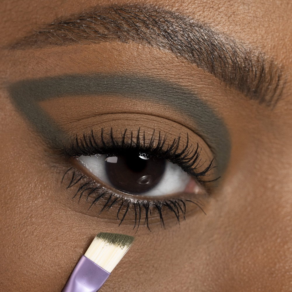 Olive Green - AS 142 - ombretto  we make-up - Carnagione media
