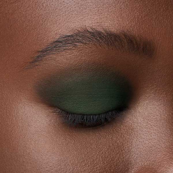 Olive Green - AS 142 - ombretto  we make-up - Carnagione scura