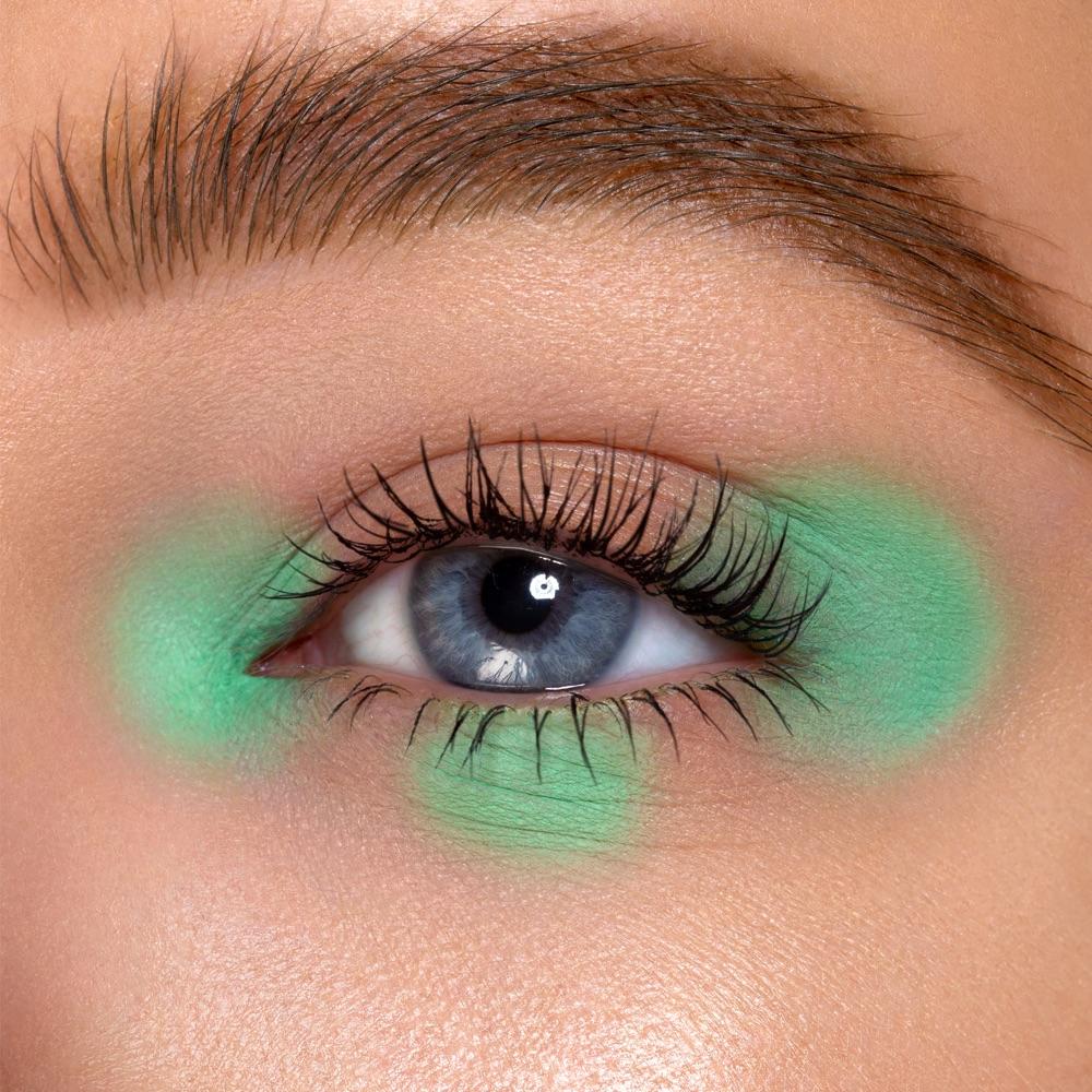 Mint Green - AS 145 - eyeshadow we make-up - Fair skin tone