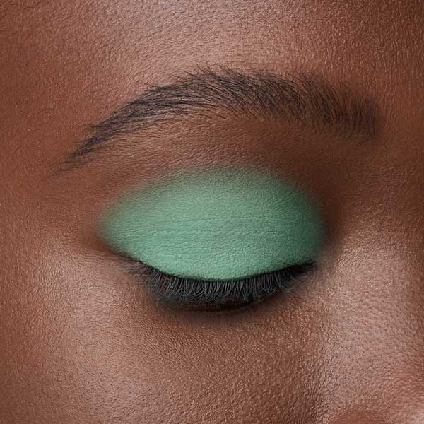 Mint Green - AS 145 - ombretto  we make-up - Carnagione scura