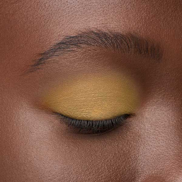 Dandelion Yellow - AS 147 - ombretto  we make-up - Carnagione scura