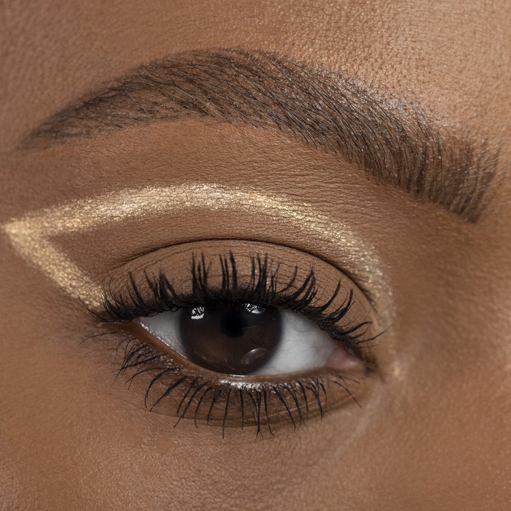 Gold White - AS 200 - ombretto  we make-up - Carnagione media