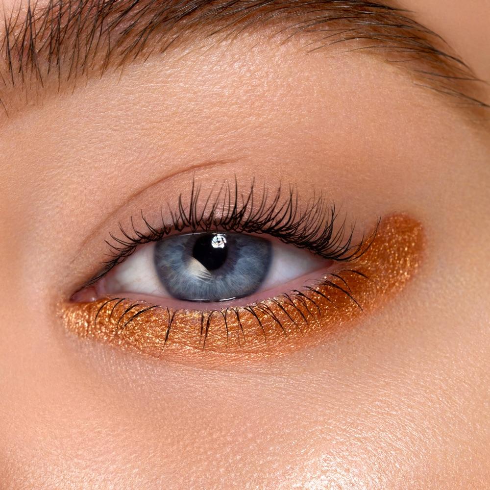 Bronze Gold - AS 202 - eyeshadow we make-up - Fair skin tone
