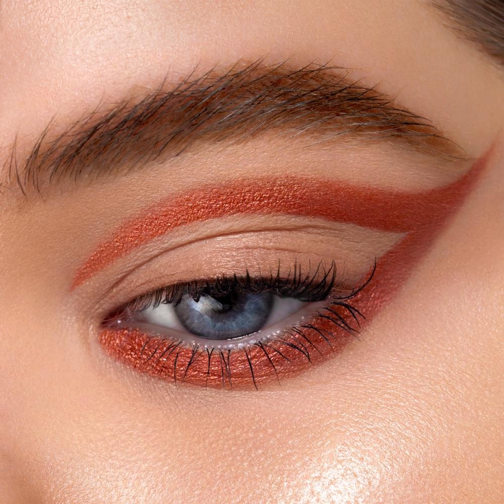 Copper Red - AS 205 - ombretto  we make-up - Carnagione chiara