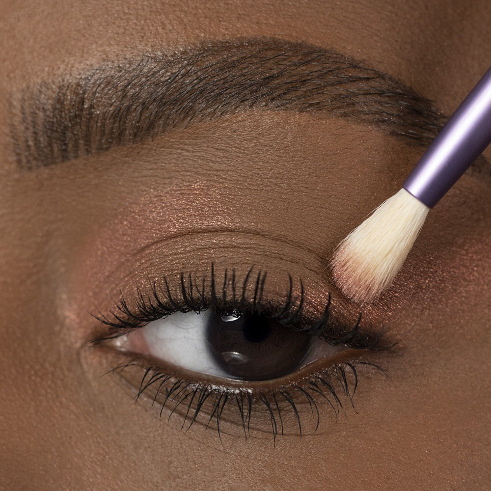 Copper Red - AS 205 - eyeshadow we make-up - Medium skin tone