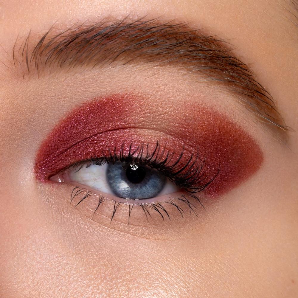 Dark Plum - AS 206 - eyeshadow we make-up - Fair skin tone