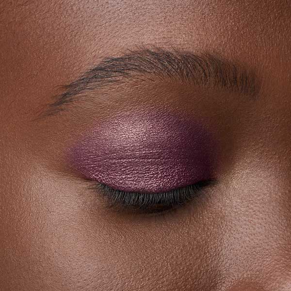 Dark Plum - AS 206 - eyeshadow we make-up - Dark skin tone