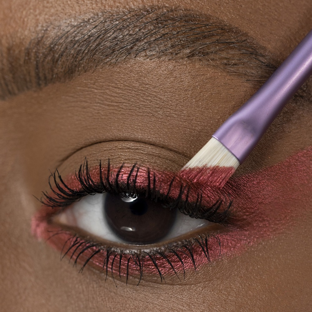 Cold Magenta - AS 302 - ombretto we make-up - Carnagione media