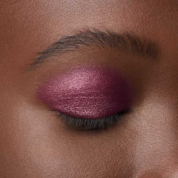 Cold Magenta - AS 302 - eyeshadow we make-up - Dark skin tone