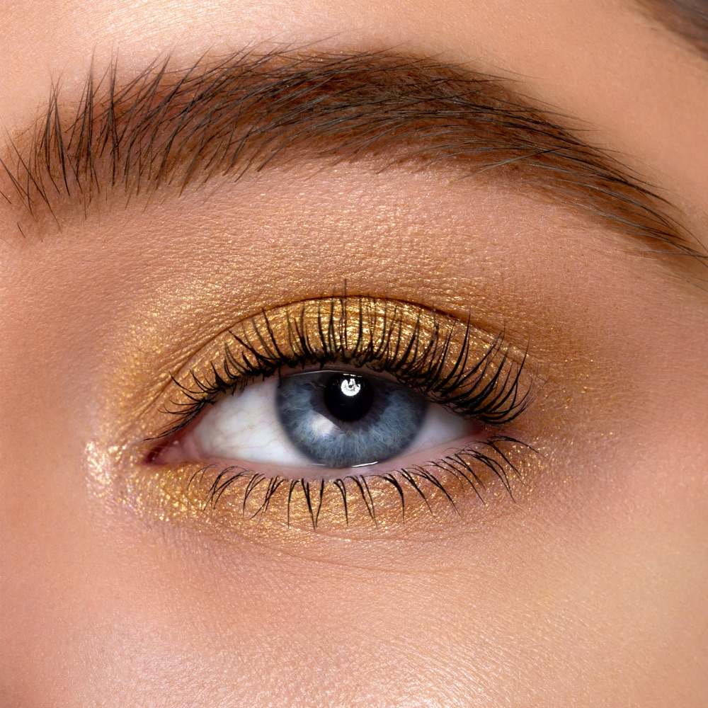Dark Gold - AS 304 - ombretto we make-up - Carnagione chiara