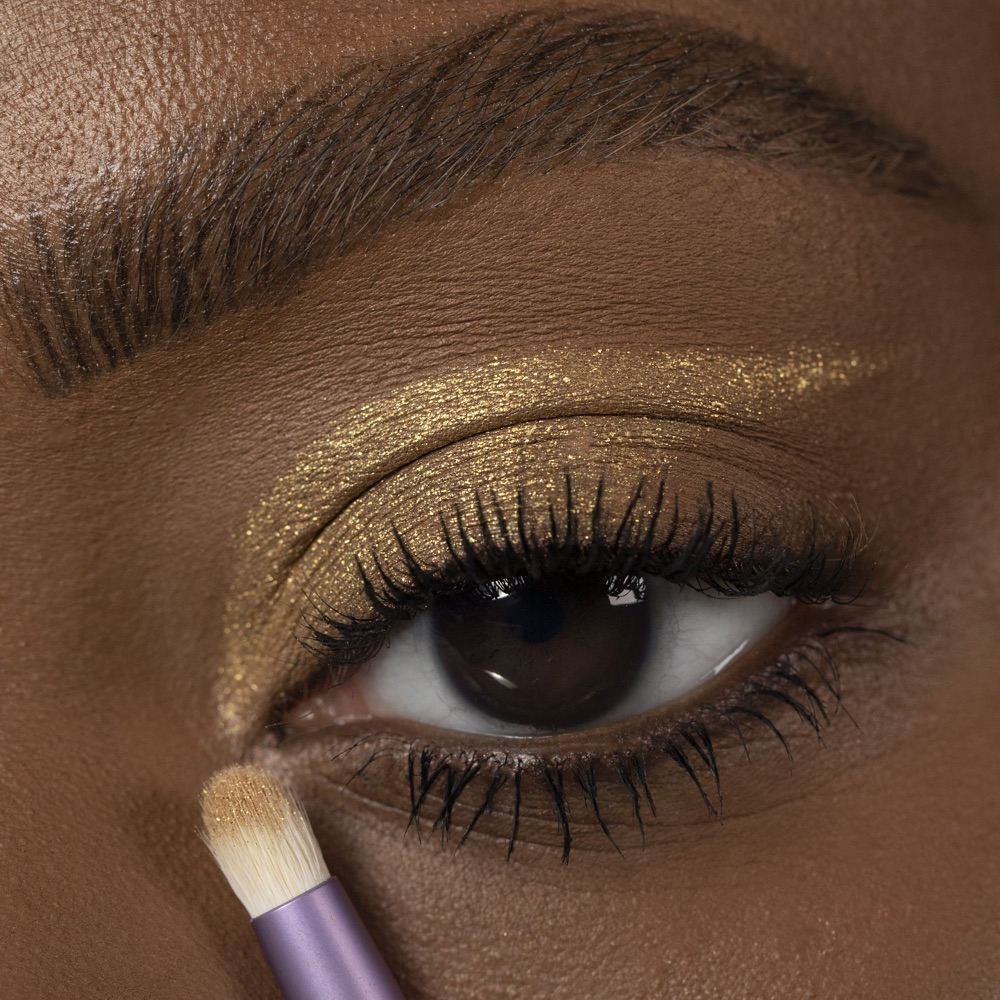 Dark Gold - AS 304 - ombretto we make-up - Carnagione media