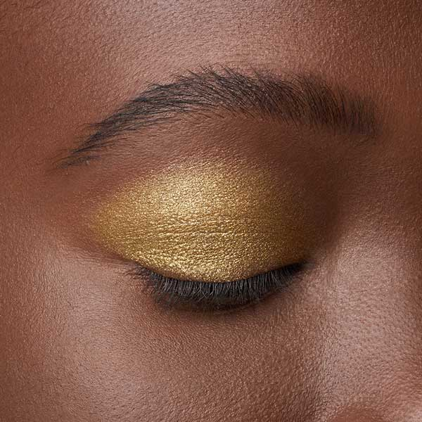 Dark Gold - AS 304 - ombretto we make-up - Carnagione scura