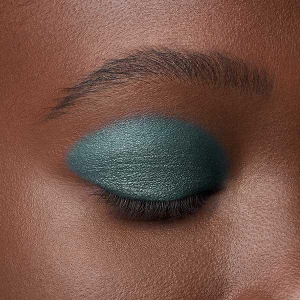 Jade Green - AS 307 - eyeshadow we make-up - Dark skin tone