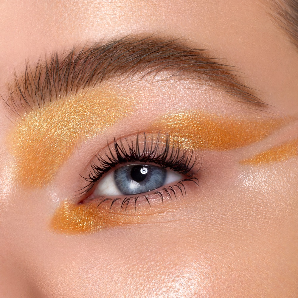 Orangeish Pearl - AS 401 - ombretto we make-up - carnagione chiara