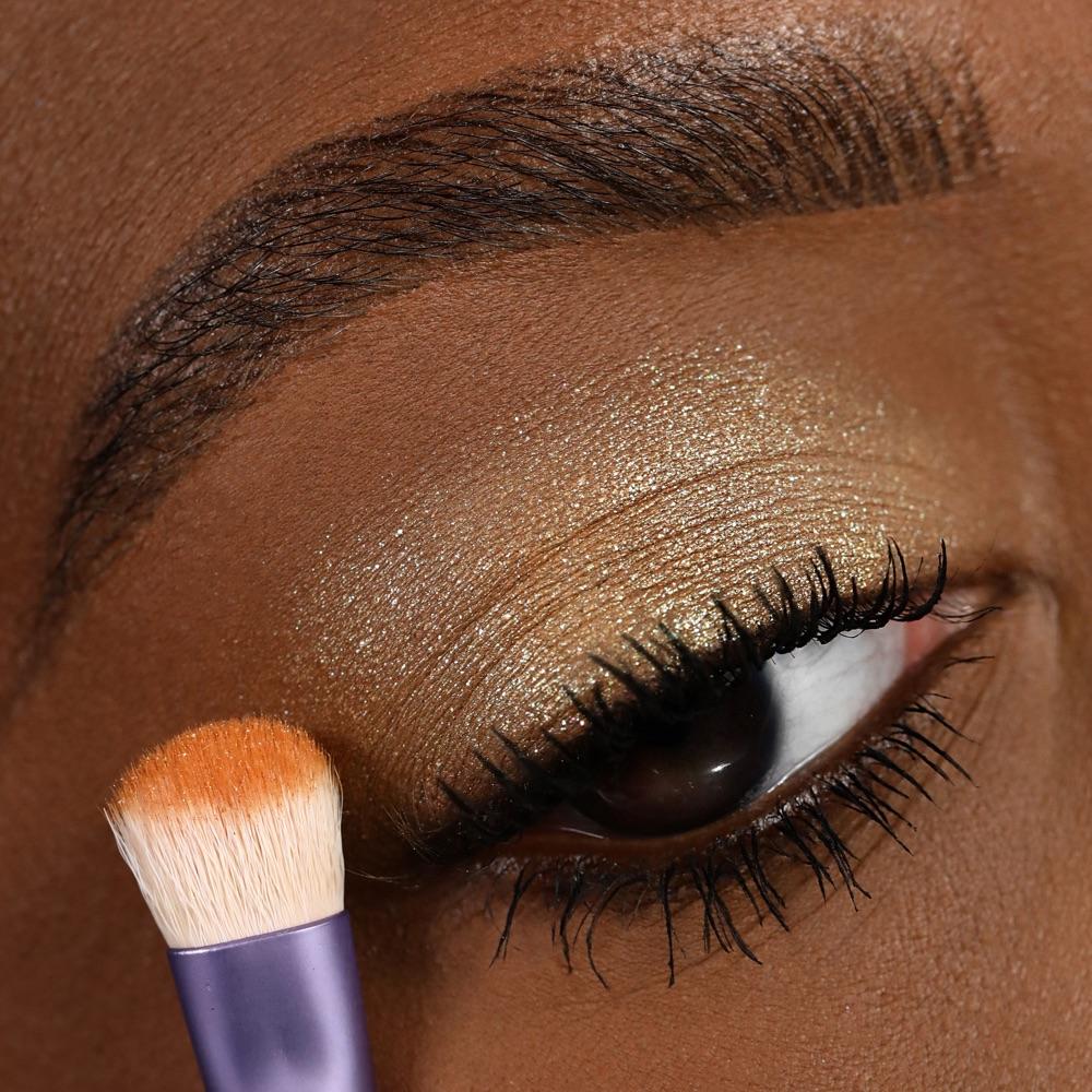 Orangeish Pearl - AS 401 - ombretto we make-up - Carnagione media