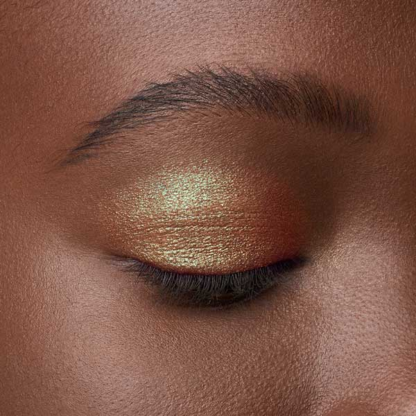 Orangeish Pearl - AS 401 - ombretto we make-up - Carnagione scura