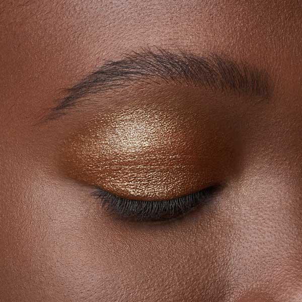 Pearly Rust - AS 402 - eyeshadow we make-up - Dark skin tone