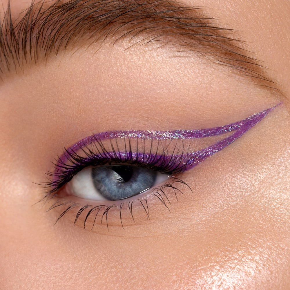 Pearly Purple - AS 403 - eyeshadow we make-up - Fair skin tone