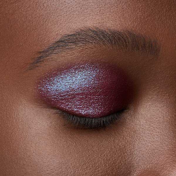 Pinky White - AS 102 - eyeshadow we make-up -  Dark skin tone