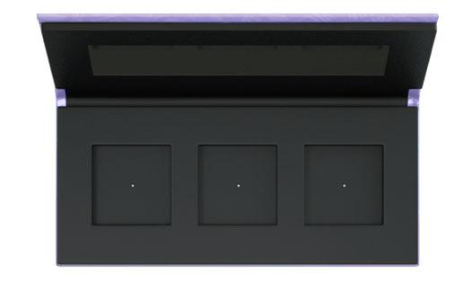 Palette Da Personalizzare Con 3 Colorazioni - AS v03 - we make-up - Carnagione chiara
