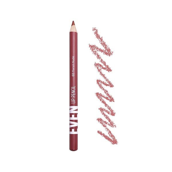 Marsili Nude - EVEN 02 - lip pencil we make-up - Packaging