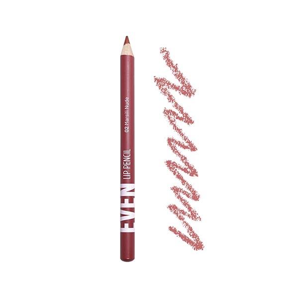 Marsili Nude - EVEN 02 - matita labbra we make-up - Packaging