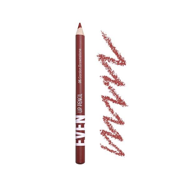 Gordon Brownstone - EVEN 05 - lip pencil we make-up - Packaging