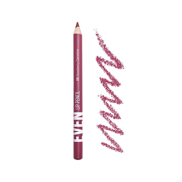 Newberry Carmine  - EVEN 06 - lip pencil we make-up - Packaging