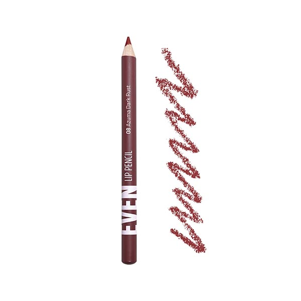 Azuma Dark Rust - EVEN 08 - lip pencil we make-up - Packaging